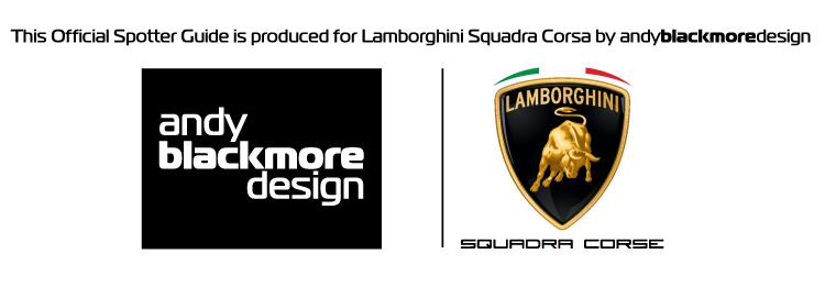 2019 Official Lamborghini Super Trofeo North America Spotter Guide